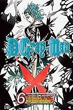 D.Gray-Man, Vol. 6 by Katsura Hoshino (2007-08-07)