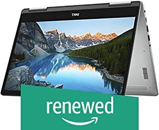 (Renewed) DELL Inspiron 7373 2-in-1 13.3-inch FHD Touch Laptop (8th Gen Core i5-8250U/8GB/Win 10 with Ms Office Home & Student 2016 /Integrated Graphics)