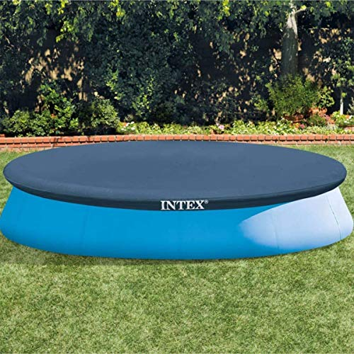 Intex 28022 Easy Set - Cobertor piscina hinchable, 366 cm
