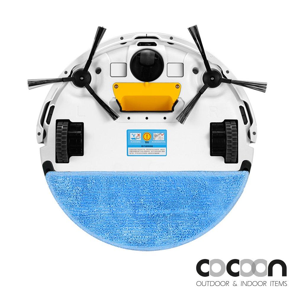 Robot aspirador inteligente iLife V5 Pro con mando a distancia ...