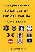 201 Questions to expect on California DMV test