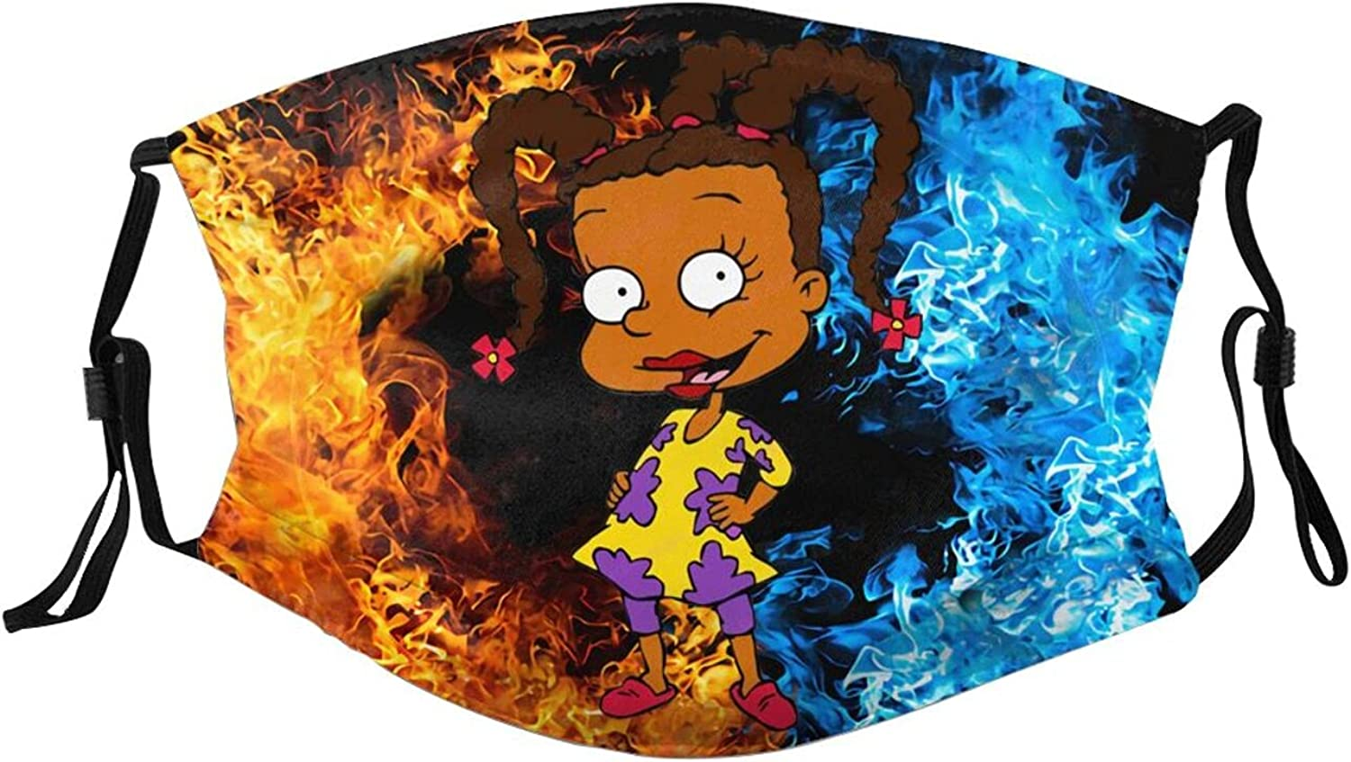The Rugrats Movie Mask Adjustable Earloop Max 61% OFF Face Hip Was ...