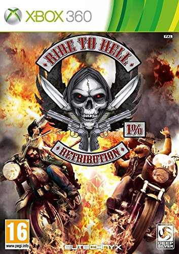 Third Party - Ride To Hell : Retribution Occasion [ Xbox 360 ] - 4020628092511