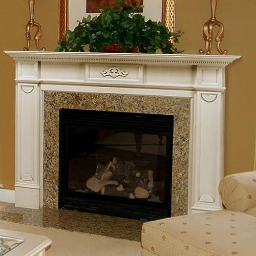 Fireplace Surrounds And Mantels Amazon Com
