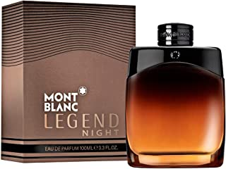Mont Blanc Perfume  - Legend Night by Mont Blanc - perfume for men - Eau de Parfum, 100ml