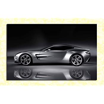 Tamatina Cars Wall Poster Aston Martin Supar Cars Hd Quality Wall Poster Amazon In Home Kitchen