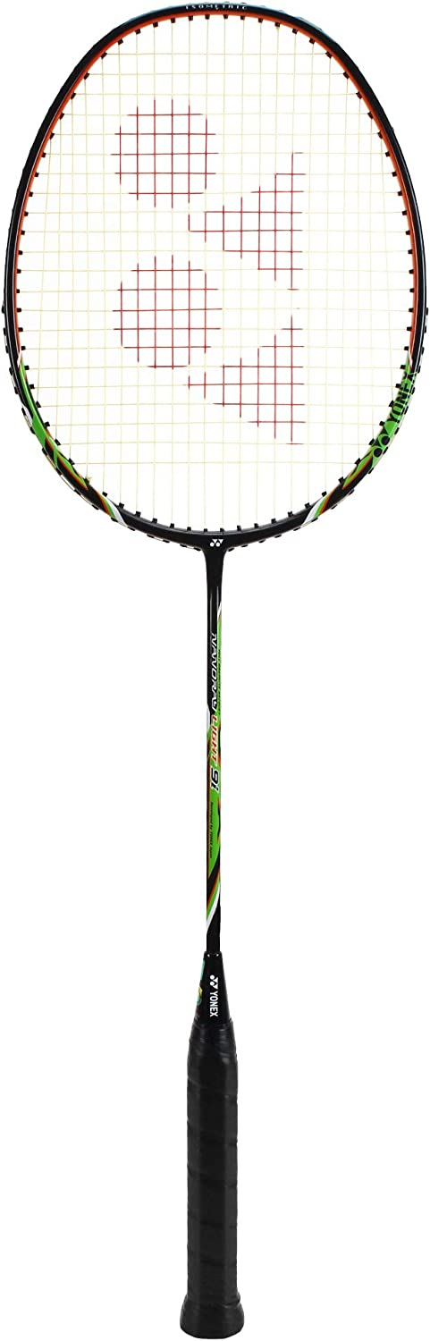 Yonex Badminton Challenge the lowest price of Japan ☆ Racket Nanoray Max 47% OFF Series Cover Tensi Full with High