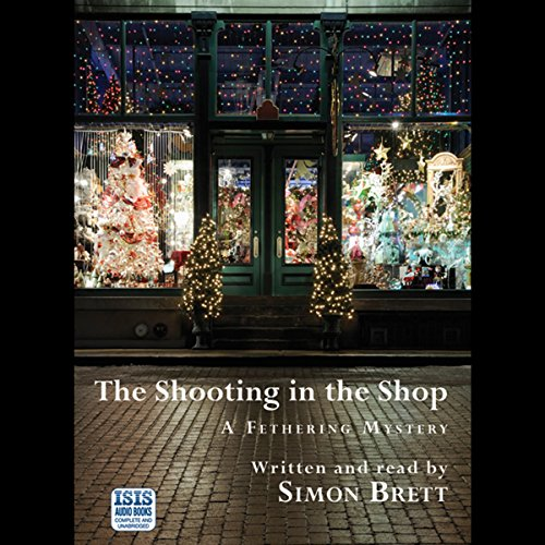 The Shooting in the Shop audiobook cover art