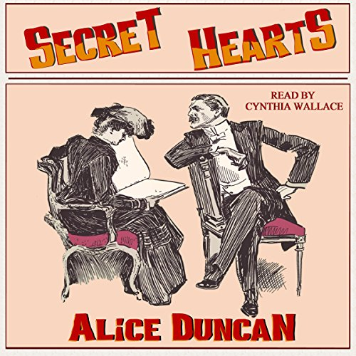 Secret Hearts audiobook cover art