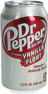 DR PEPPER VANILLA FLOAT USA 12 x 355ml