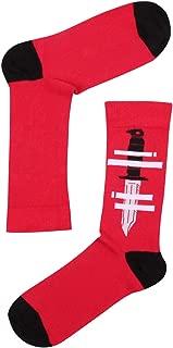 Assassin Desenli Erkek Çorap