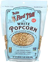 Bob's Red Mill (NOT A CASE) Whole Kernel Popcorn White
