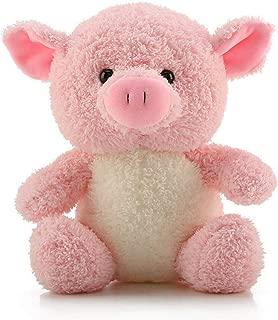 22センチソフトかわいいパンダペンギン犬マウス豚ぬいぐるみぬいぐるみ動物人形のおもちゃ子供素敵な女の子誕生日ギフト-Pig-22cm