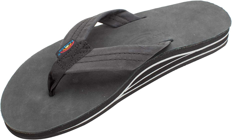Rainbow Women's Premier Double Layer Wide Strap Sandals
