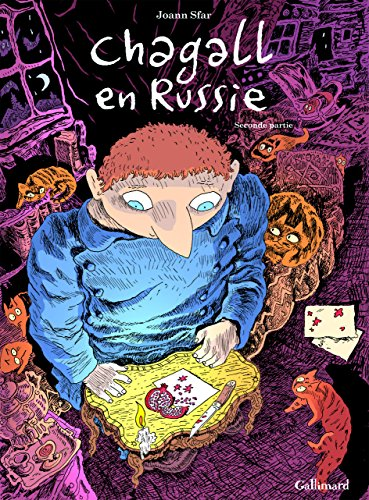 Chagall en Russie (Tome 2-Seconde partie)