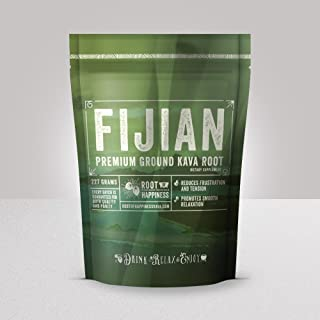Fijian Kava Powder - Premium 1/2lb