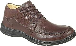 Sapato Confort Plus Couro Bmbrasil 2710