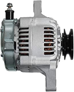 NEW ALTERNATOR 110A CHROME STREET ROD GM HIGH AMP OUTPUT ONE 1 WIRE
