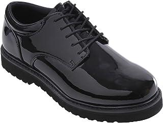 ロスコ エナメルシューズ ワークソールRothco Uniform Oxford Work Sole