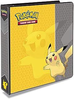 Ultra Pro Pokemon Pikachu 2'' 3- original Ring Binder , Yellow