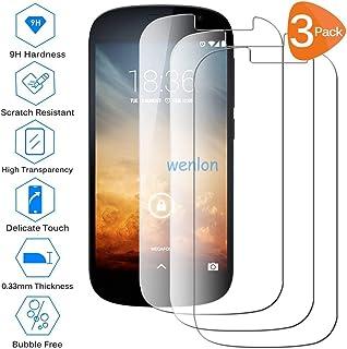 Wenlon 3 Unidades Adecuado para Yotaphone 2, Pantalla HD de