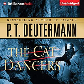 The Cat Dancers audiobook cover art