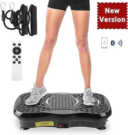 Amazon.es: vibroshaper - Máquinas de cardio / Fitness y ejercicio ...