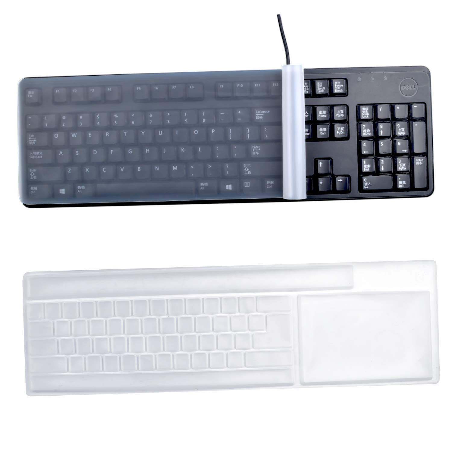 Keyboard Covers Category 1817928 Protect WYSE KU-8933 Keyboard Cover