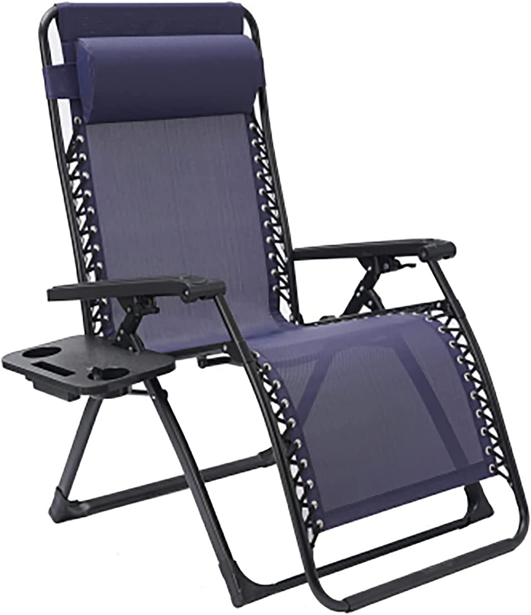 Zero Gravity Lounge Chair Outdoor Recl Cheap sale Folding Patio Today's only Camp