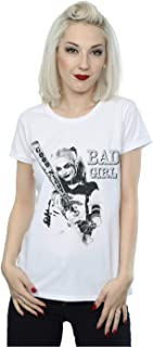 Suicide Squad mujer Harley Quinn Bad Girl Camiseta