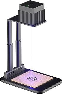 Laserubik Lasercube Mini Laser Engraver Cutter Machine, Portable Compact Desktop Engraving Printer Logo DIY Easy App Opera...