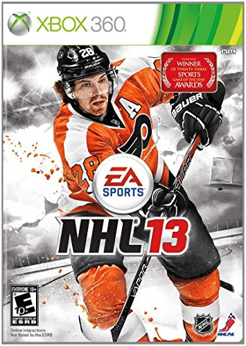 Electronic Arts NHL 13, Xbox 360 - Juego (Xbox 360)