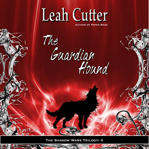 The Guardian Hound audiobook cover art