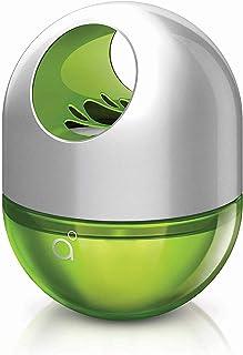 Godrej aer Twist, Car Air Freshener - Fresh Lush Green (45g)