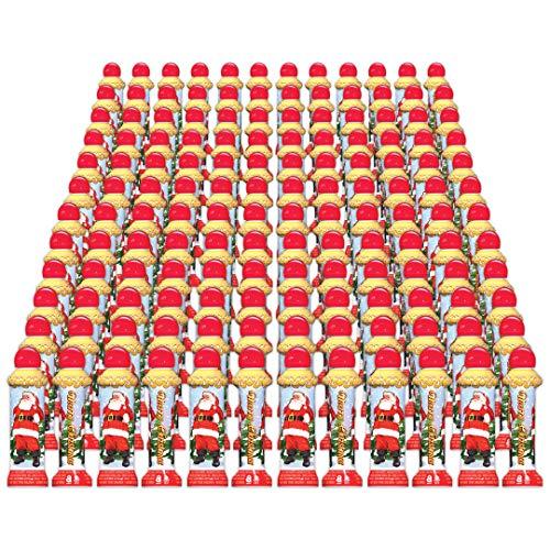 Christmas 3 Ounce Bingo Daubers (Red, 144 Count Bulk Case)