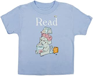 Kid's Literary and Book-Themed Unisex Tee T-Shirt