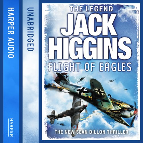 Flight of Eagles audiobook cover art