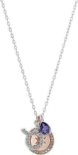 Swarovski - Zodiac Pendant Taurus Necklace