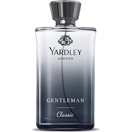 Yardley London Gentleman Classic Daily Wear Perfume for Men, 100 ml