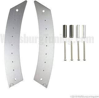 Door Panel Handle Set Metal Beetle 1998-2010 Aircraft Grade Aluminium