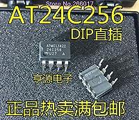 10PCS AT24C256-10PU-2.7 AT24C256 DIP-8 In Stock