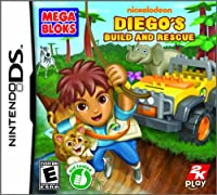 Mega Bloks Diego's Build and Rescue (輸入版)