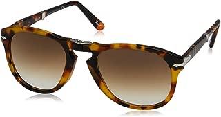 Persol Men's Havana Classic Sunglasses