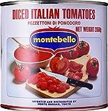 モンテベッロ ダイストマト 缶 2.55Kg