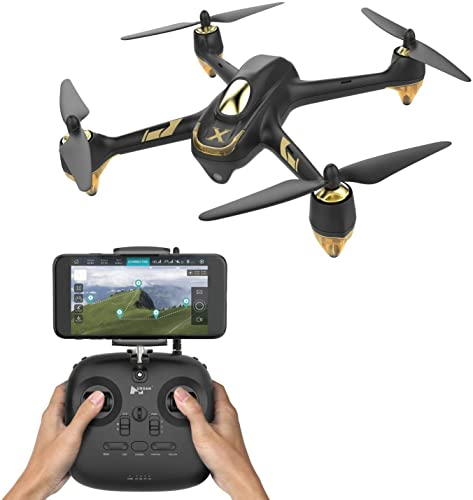 Hubsan X4 Air H501A WiFi FPV Sin Escobillas con con con Cámara de 1080P HD GPS Waypoint RC Quadcopter RTF App Control con HT011A Transmisor  clásico atemporal