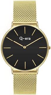 Q-era Gold Mesh Women's Watch - QV2804-30