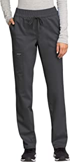 Workwear Revolution Women's Mid Rise Tapered Leg...