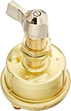 Cole Hersee M-284-BP Switch (Rot Mast_Disc (2 Position) Lever)