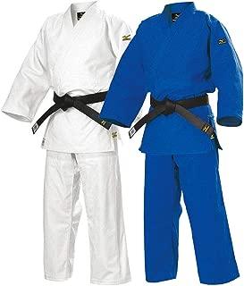 mizuno judo gi double weave