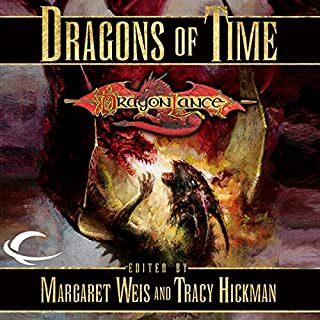 Dragons of Time audiobook cover art